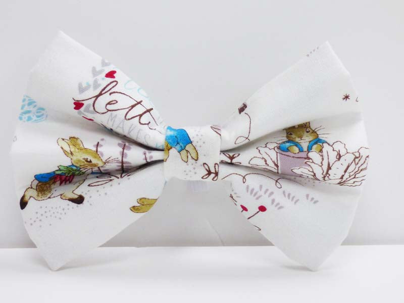 "Dog Bow Tie ""Peter in the lakes"" by Mabel & Mu"