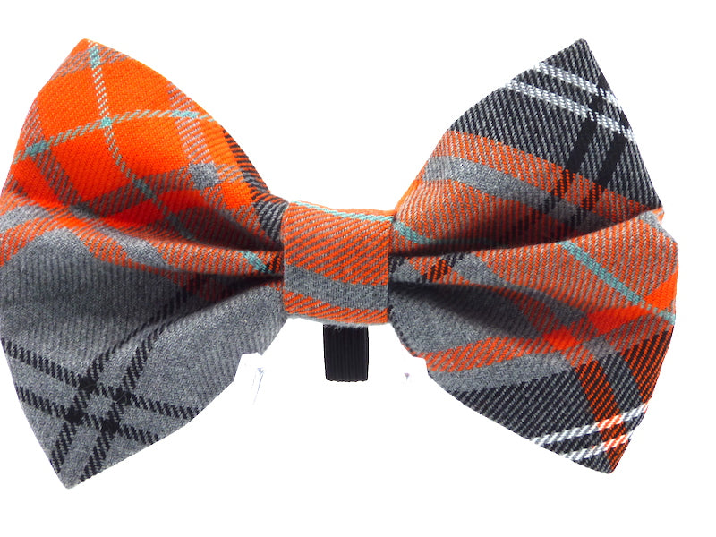 "Designer Dog & Cat Bow Tie ""Sunrise"" by Mabel & Mu"
