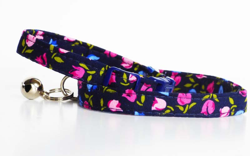 Mabel & Mu Cat & Kitten collar