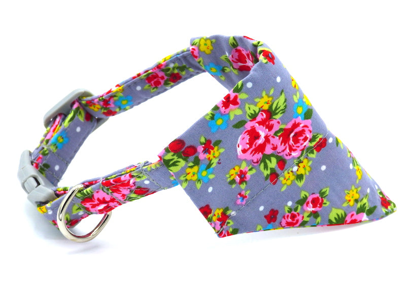 "Dog & Cat Bandana ""Frosted Cupcake"" by Mabel & Mu"
