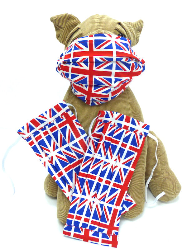 "GB Flag ""Face Mask"""