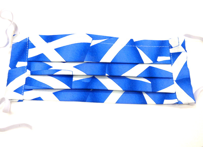 "Scottish Flag ""Face Mask"""