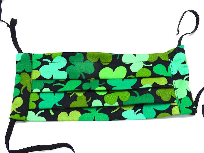 "Shamrock ""Face Mask"""