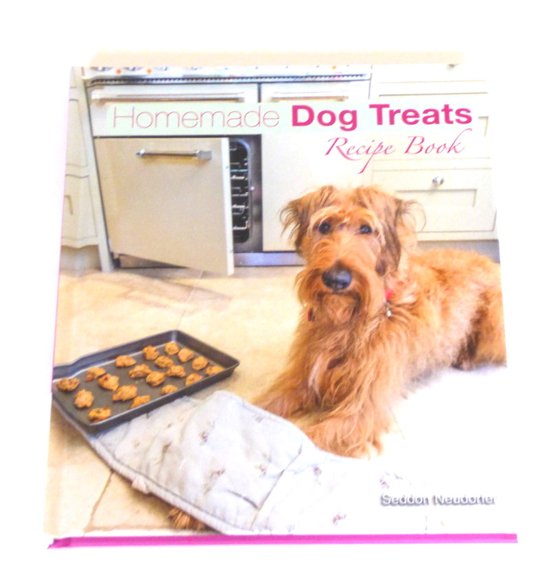 """Bake your own Dog treats"" Book"