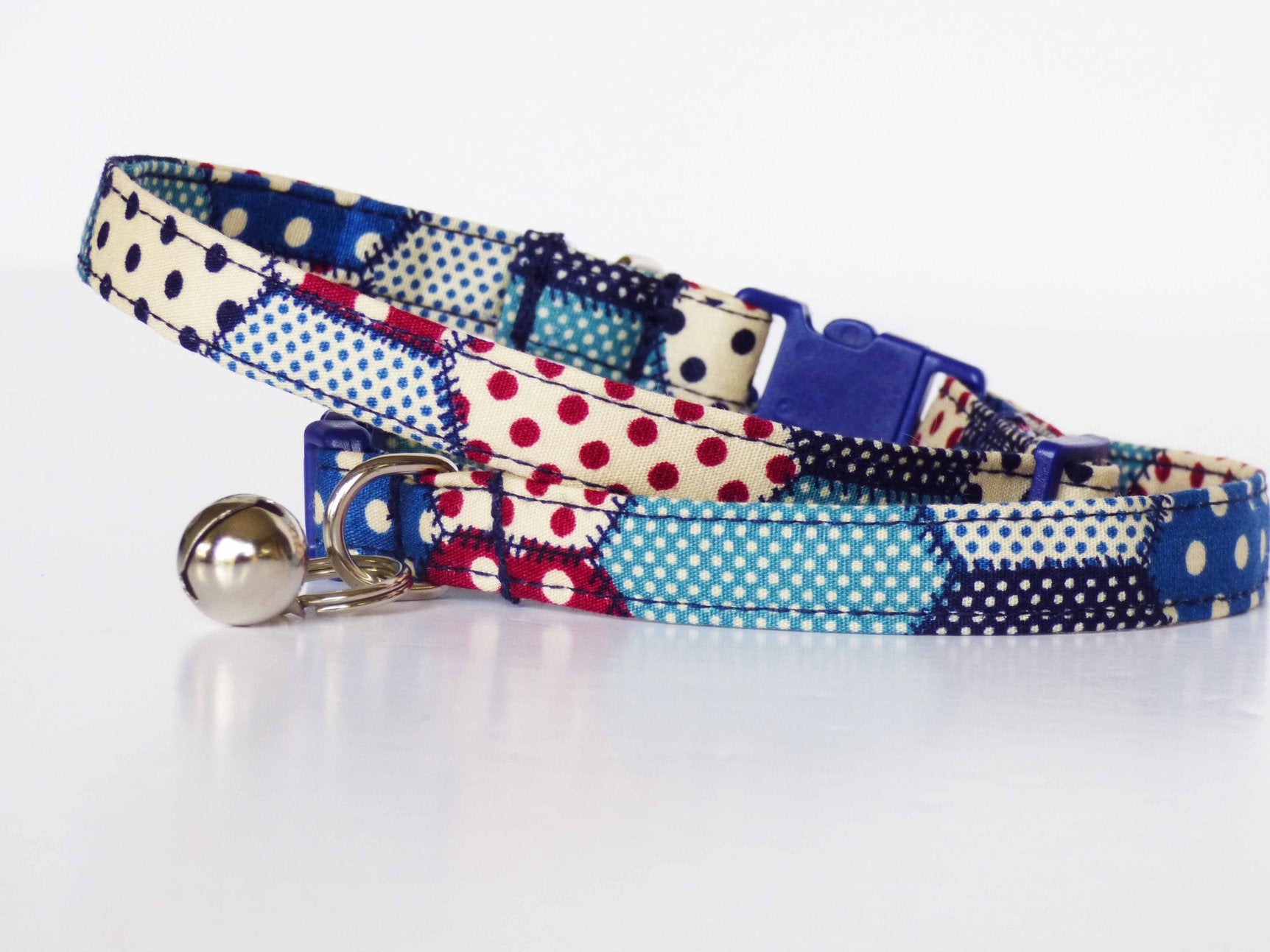 Hex Blue Cat Collar Range