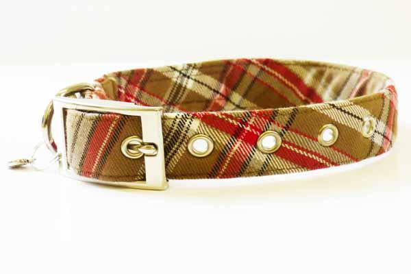 Luxury Dog Collar Highland Walks