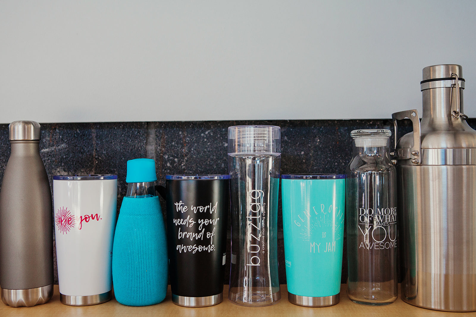 Why You Should Promote Your Brand With Drinkware