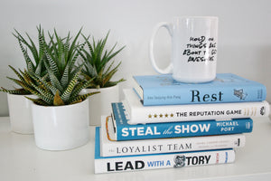 20 Books to Help You Win at Business and Life