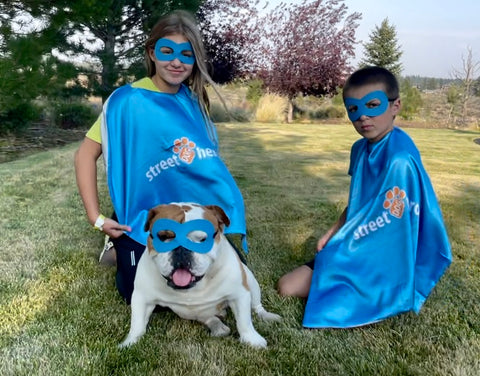 Buzztag promotional products in bend oregon custom capes