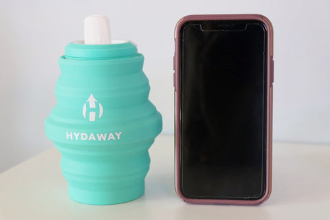 Buzztag: HYDAWAY // Branded Merchandise // Bend, Oregon // Trade Show Swag