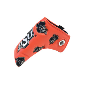 "Oklahoma State University ""Phantom Pete"" Dancing Blade Putter Cover"