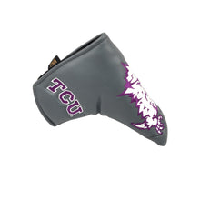 Texas Christian University Blade Putter Cover