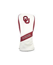 Oklahoma University Heratige Wood Covers (White)