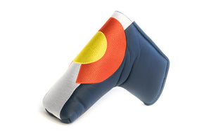 Colorado Flag Putter Cover