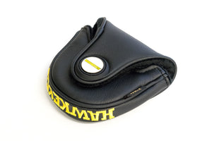 Iowa Hawkeyes Mallet Putter Cover