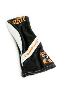 Oklahoma State University Heritage Wood Covers (Black)