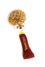 Iowa State Pom Pom Wood Cover