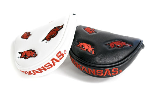University of Arkansas Mallet Putter Cover