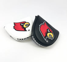 University of Louisville® Mallet Putter Cover (White or Black)