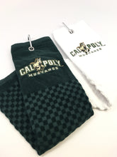 Cal Poly Tri-fold Golf Towel