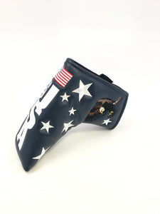 USA Eagle Putter Cover (Navy)