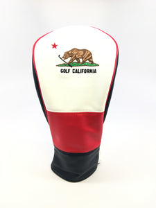 Golf California Heritage Wood Covers