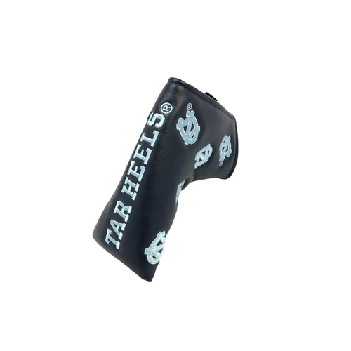 University of North Carolina Blade Putter Cover (Navy or White)