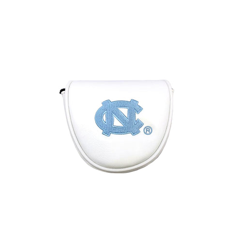 University of North Carolina Mallet Putter Cover (White)