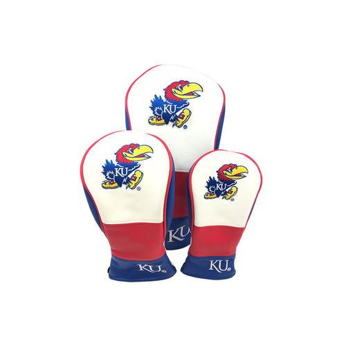 University of Kansas Heratige Wood Covers