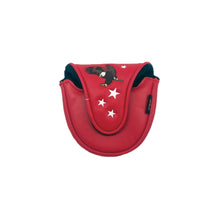 USA Eagle Mallet Putter Cover (RED)