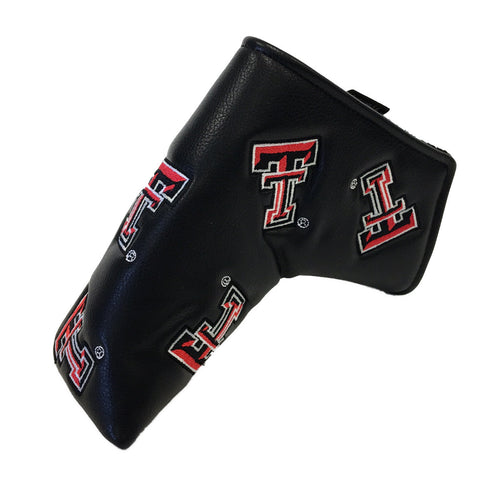 Texas Tech Putter Cover (black)