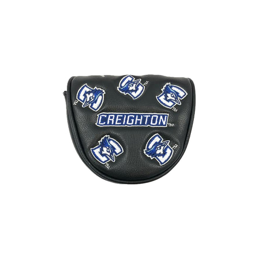 Creighton University Mallet Putter Cover (Black)