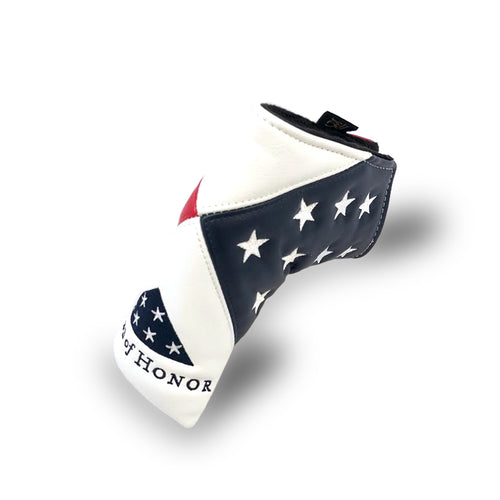 Folds of Honor Blade Putter Cover