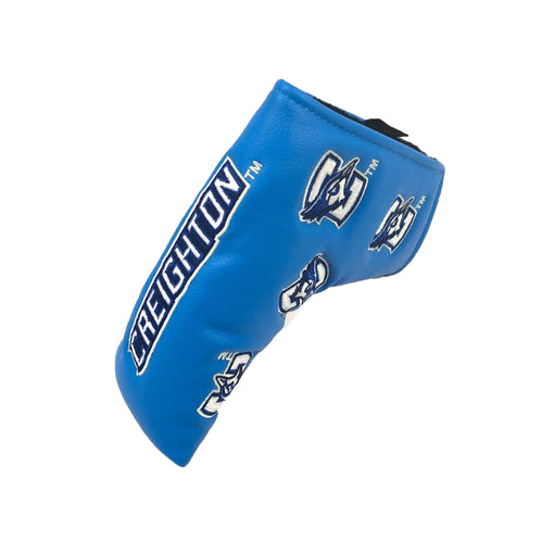 Creighton University Blade Putter Cover (Blue)