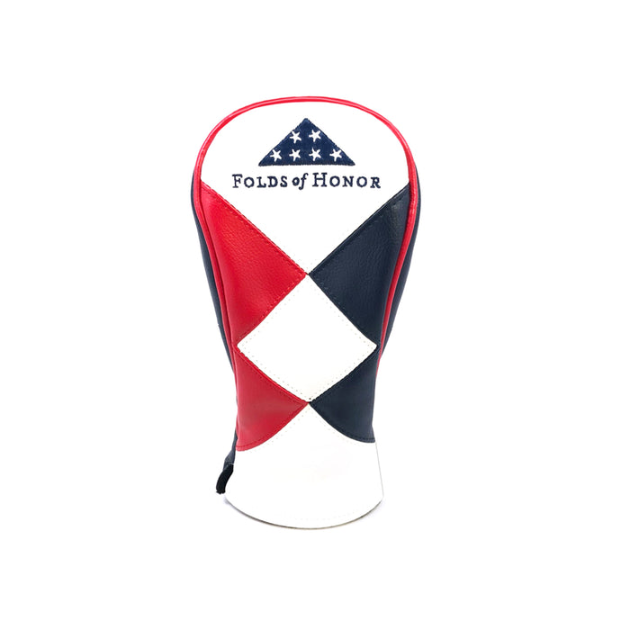 Folds of Honor Driver cover