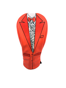 "The ""Lloyd"" Tux driver cover (Orange)"