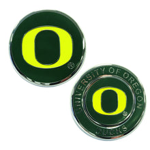 The Univeristy of Oregon Duo Ball Marker