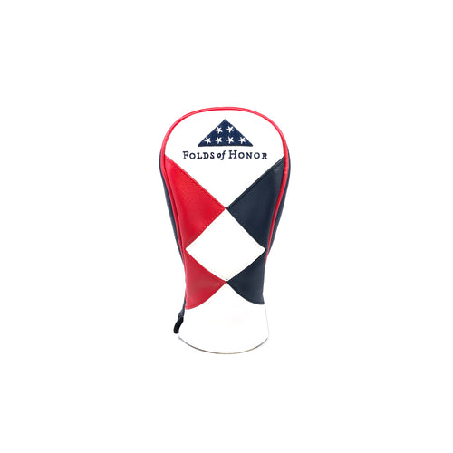 Folds of Honor Fairway Wood Cover