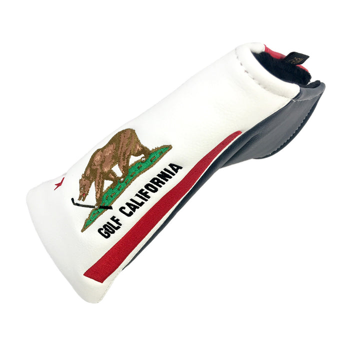 Golf California Blade Putter Cover
