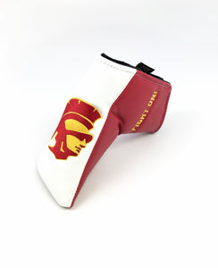 USC Trojan Logo  Putter Head Cover