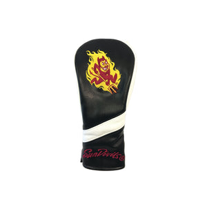 "Arizona State ""Sun Devils"" Heratige Wood Covers (Black)"