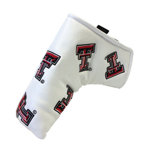 Texas Tech Putter Cover