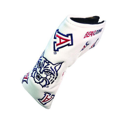 University of Arizona Blade Putter Cover