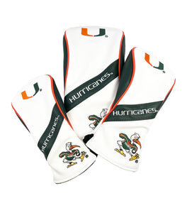 University of Miami® Wood Covers