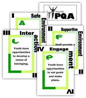 10-Pack of School-Age PQA Playing Cards
