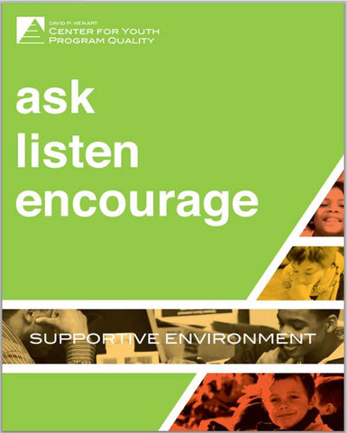 Ask - Listen - Encourage Guidebook