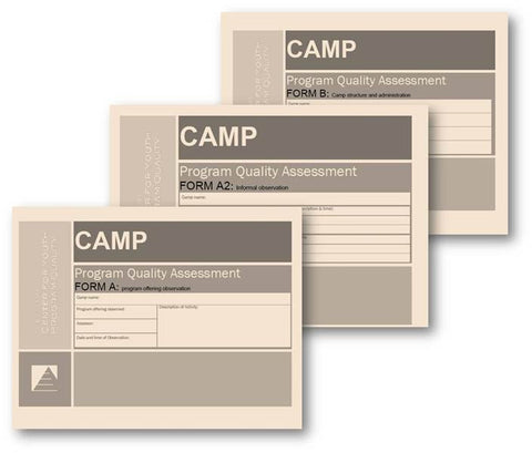 Camp PQA Bundle – Forms A, A2, and B