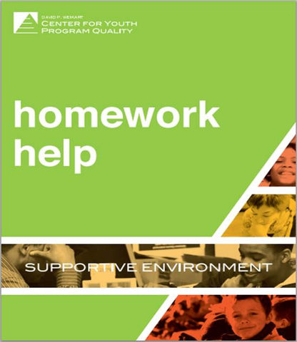 Homework Help Guidebook