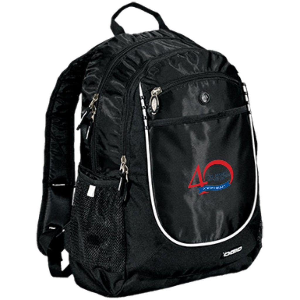 40th Anniversary 4,  Rugged Bookbag