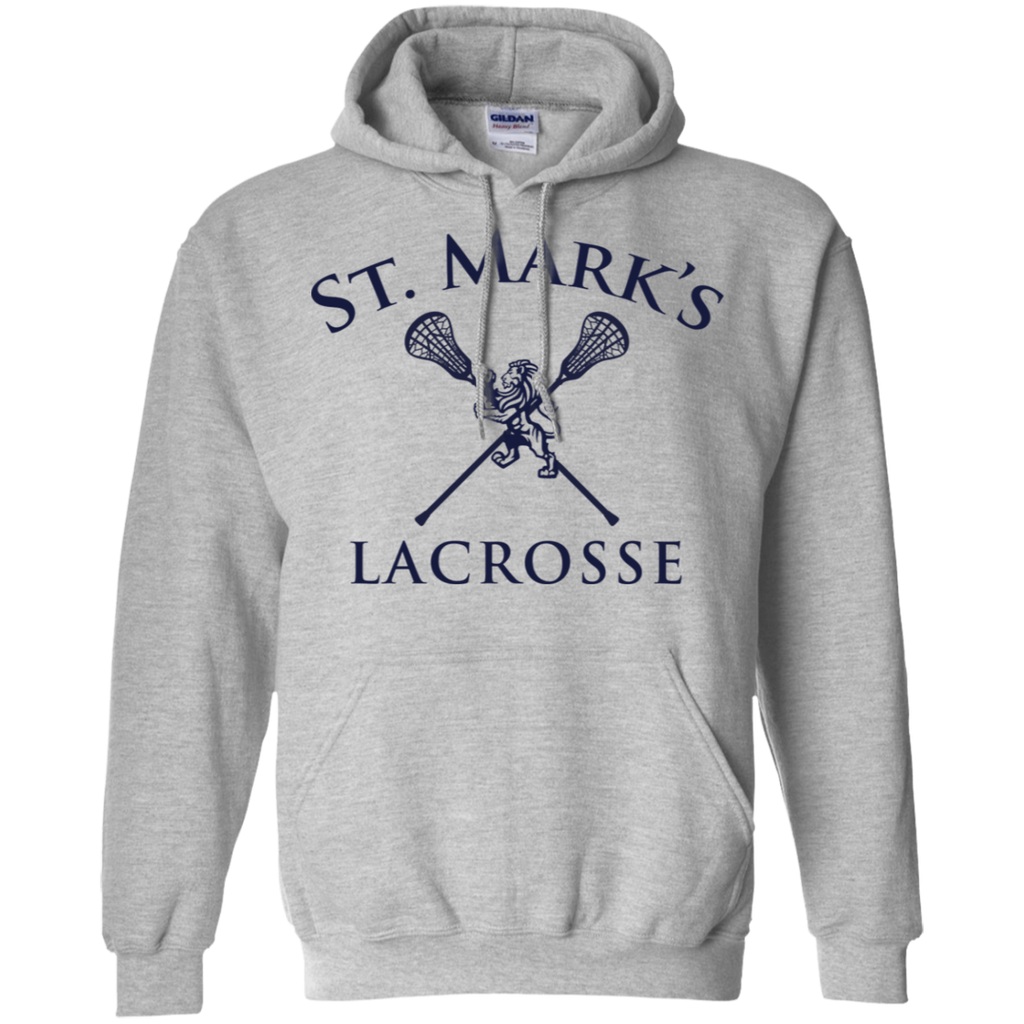 Sport Lacrosse Pullover Hoodie (Adult Sizes)